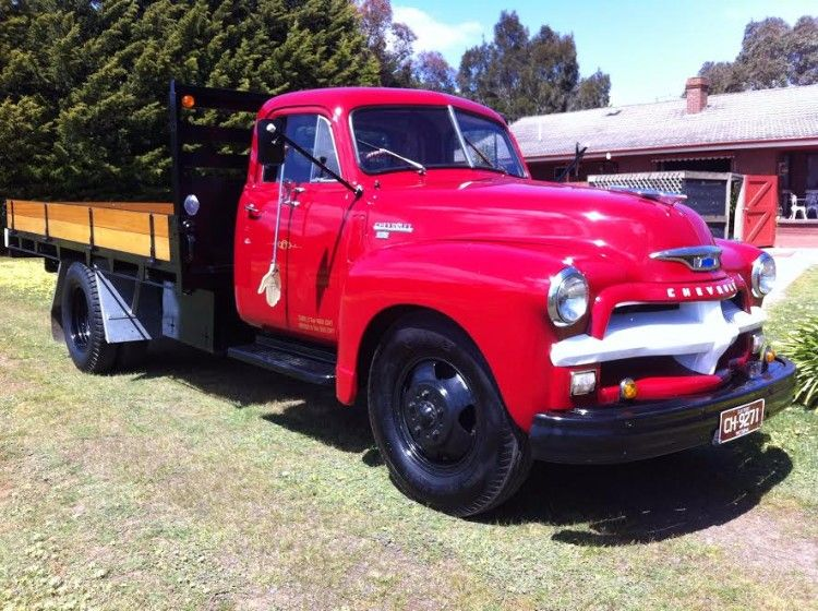 Chevrolet 1100 1954 Unique Truck for sale Vic