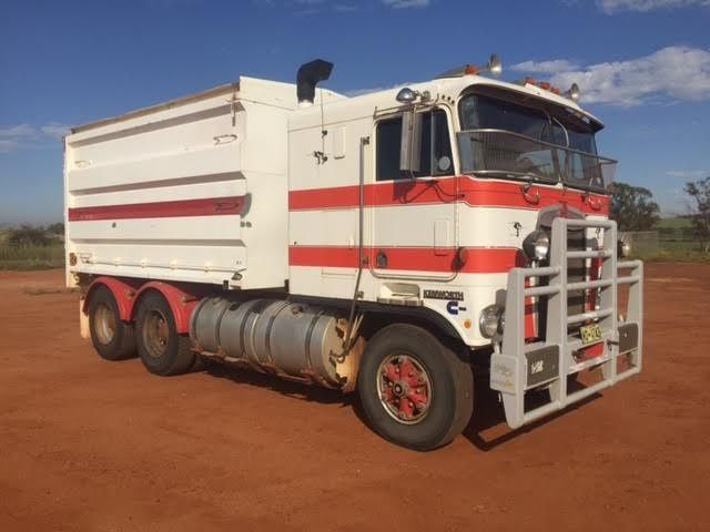 Kenworth K120 Prime Mover Truck for sale WA