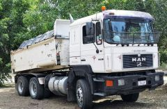 Man 26402 Tipper Truck for sale QLD