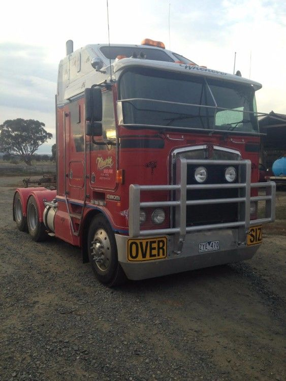 Kenworth K104 Prime Mover Truck for sale Vic