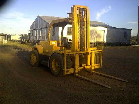 180 Series Hyster Forklift Farm Machinery for sale NSW Dubbo
