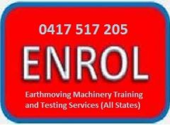 Victoria-Wide Earth-moving Machinery Training & Testing Services