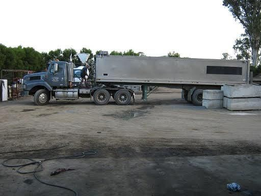 Hamelex Semi Tipper Trailer for sale QLD