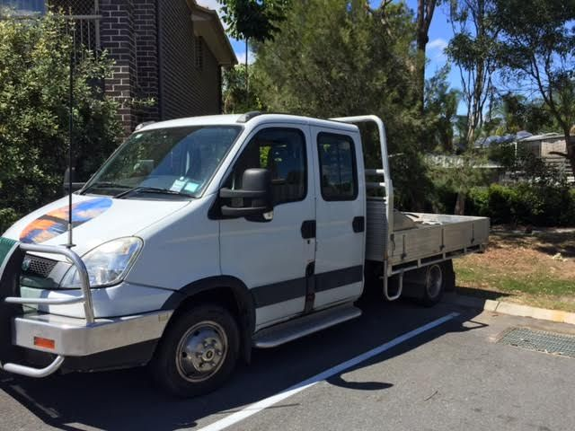 2011 Iveco Twin cab Daily Truck for sale QLD