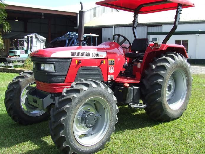 Mahindra 8000 4WD Tractor for sale Qld Innisfail