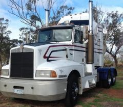 Kenworth T600 Model 1988 Truck for sale Vic