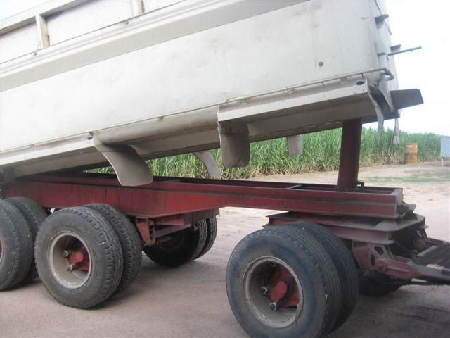 1985 Hamelex Dog Trailer for sale QLD