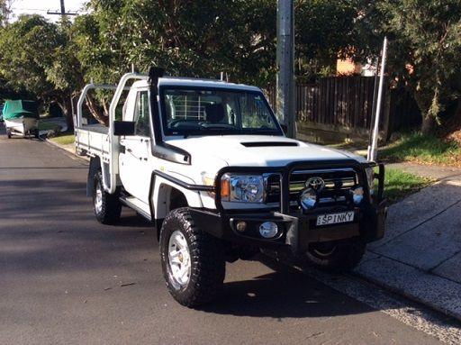 Toyota van for sale nsw