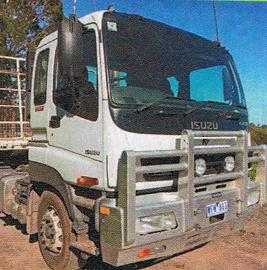 2007 Custom Isuzu Giga Truck for sale VIC Ballarat