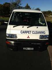 Van for sale VIC Mitsubishi Express Van with maxi Steam Cleaning Machine