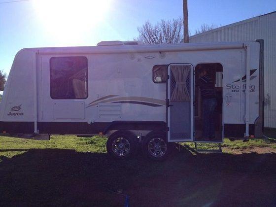 Popular Sydney Jayco  Expanda Caravan