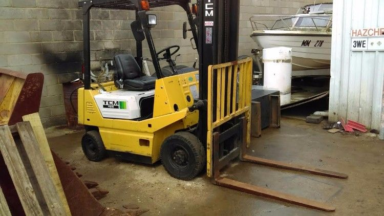TCM Fork Lift Plant and Equipment for sale Vic