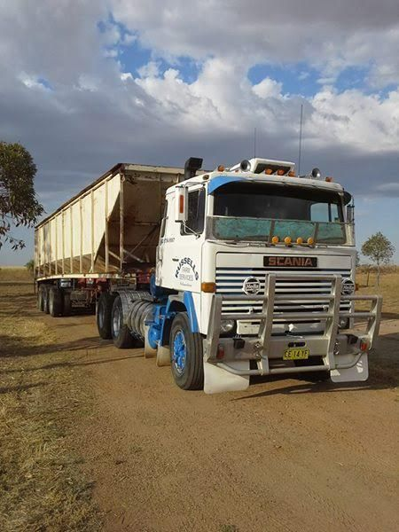 Haulmark 40Ft Belly Dumper Trailer for sale NSW