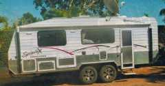 Spinifex Caravan Nomadix Off Raod for sale in Qld