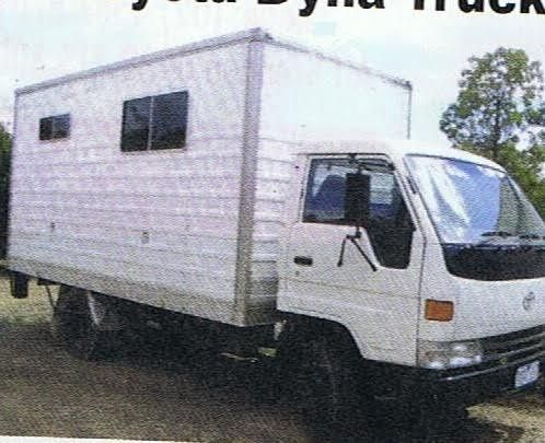 2000 Toyota Dyna Horse Truck for sale Vic
