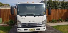 2009 Isuzu NPR300 Tipper Truck for sale NSW Tullimbar