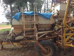 Connor Shea 28ft Stradle Seeder Farm Machinery for sale NSW