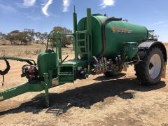 2013 Goldacres Prairie Evolution Boomspray for sale SA Pinnaroo