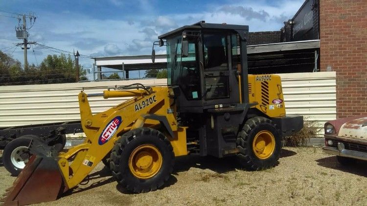 Active A920C Loader Earthmoving Equipment for sale Vic
