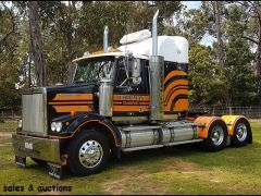 Western Star 4800 Constellation Prime Mover truck for sale Vic Lang Lang