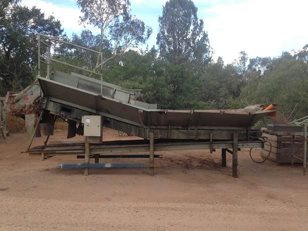 Potato Creep Feed Farm Machinery for sale NSW