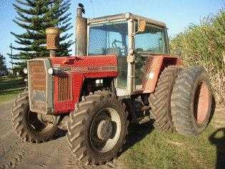 Tractor for sale QLD Massey Ferguson 3525, 1135 Tractor and John Deere 8430
