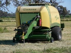 2010 Krone Square Baler Farm Machinery for sale NSW Barham