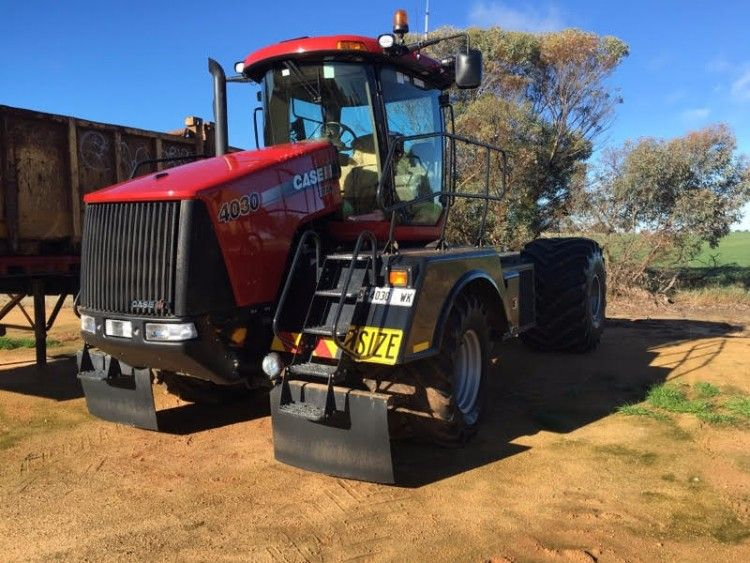 2012 Titan 4030 Floater cab Chassis Farm Machinery for sale WA