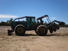 460C Timberjack Earthmoving Equipment for sale WA Kendenup