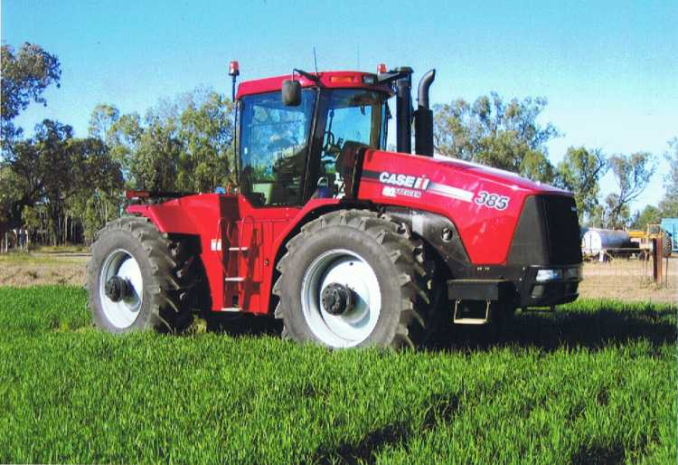 Steiger 385 Case Tractor for sale Central Qld