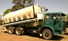 1994 International Acco 2350 E240 Water Tipper Truck NSW Coolamon