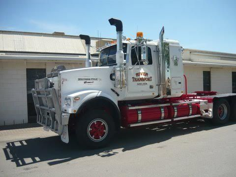2010 Western Star Constellation 4964FX Prime Mover Truck for sale SA
