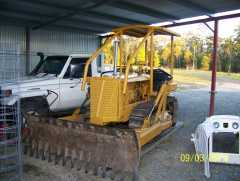 Caterpillar D2 Dozer Earthmoving Equipment for sale NSW Kempsey