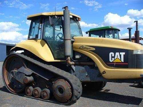 1999 Cat Challenger 55 Tractor for sale QLD