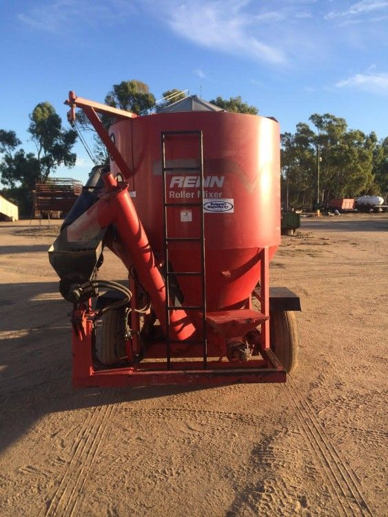 REN 118 Rollermill Farm Machinery for sale WA