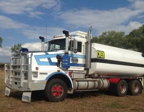 Kenworth T650 Body Water Truck for sale QLD
