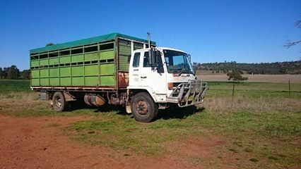 Isuzu FTR 500 Truck for sale Dubbo NSW