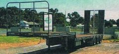 Southern Cross 45Ft Drop Deck Semi Trailer for sale Paralowie SA
