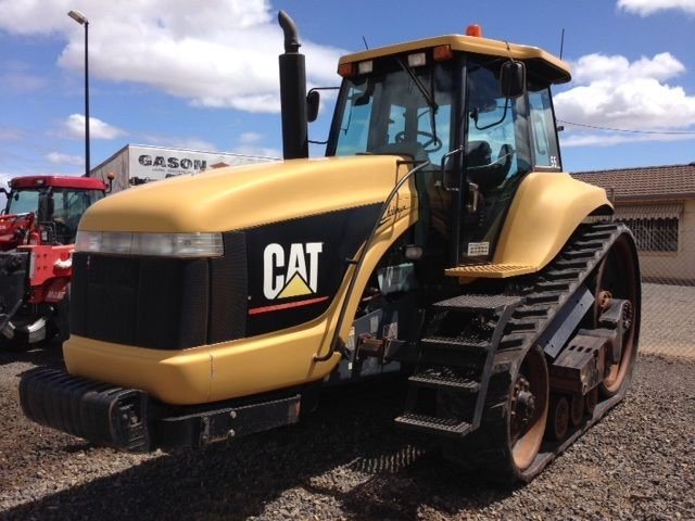 Caterpillar CH55 Challenger AG Tractor for sale VIC WImmera