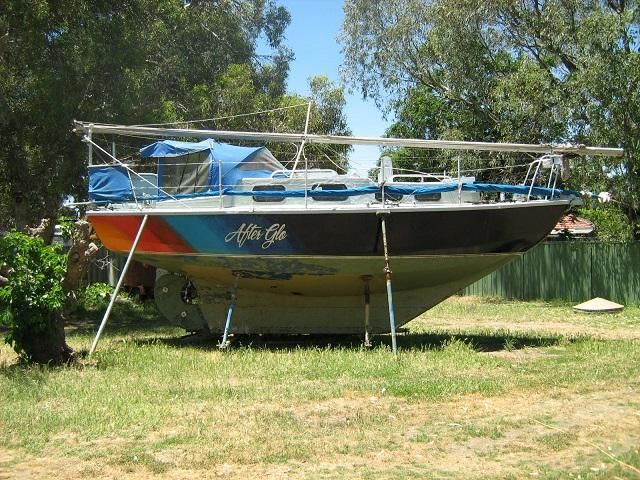 30ft Ocean Cruiser Yacht for sale WA Midland