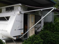 2007 Avan Gabrielle Pop Top Caravan for sale Qld Beerwah