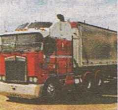 Truck for sale SA Kenworth K104 Truck