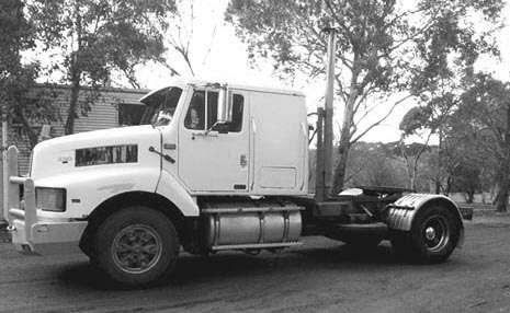 International S3600 L10 Prime Mover Truck for sale Vic