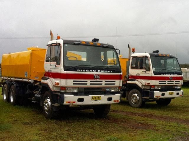 UD Nissan 1994 Water Tanker Truck for sale NSW