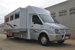 Paradise Inspiration Ultra Motorhome for sale Qld