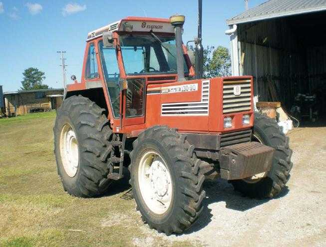 Tractor for sale QLD Fiat 130-90 Tractor