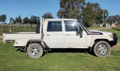 2013 Landcruiser GXL Dual Cab Ute for sale NSW Camden