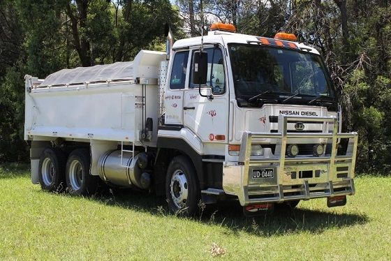 Nissan UD CW440 Tipper truck for sale NSW