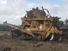 2 X D7F Bulldozer Earth Moving Equipment for sale WA Collie