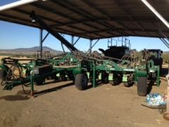 30 Foot Excell Planter, 36 SP200 Double Discs Farm Machinery for sale NSW
